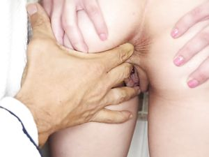 Dirty Girl Gives Up Her Asshole To His Long Dick
