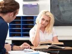 Teacher Gives Special Sexual Tutoring To A Teen Student
