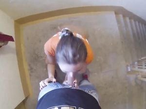 Brunette Teen Enjoys Getting Her Asshole Pounded