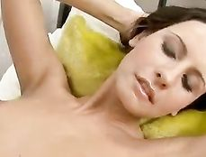 Pumping Pussy And Fucking It In Doggy Style