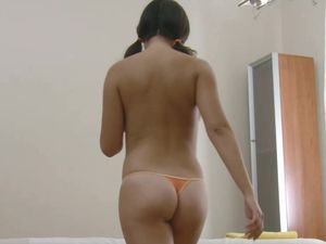 Curvy Asian Creampied By Her Skilled Masseur