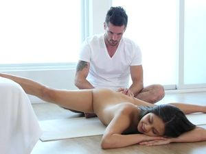 Yoga Has Left Her Crazy Flexible For Fuck Fun