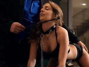 Beauty Visits A Kinky Millionaire For Naughty BDSM Sex
