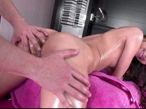 Teen Cock Tease Gets Him Stiff To Fuck Her Wet Cunt