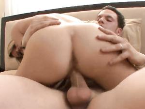 Party Girl Demands His Cock Deep In Her Wet Pussy