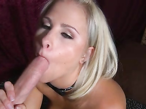Babe Was Sent Here To Suck Your Hard Cock